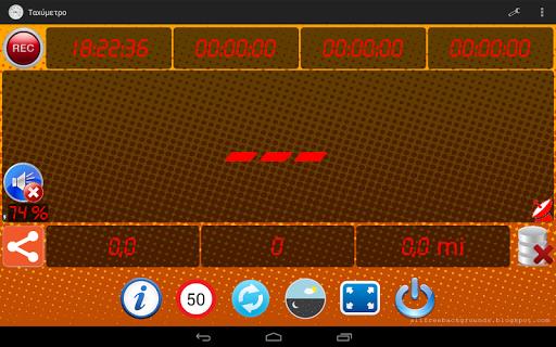 Speedometer + screenshot 5