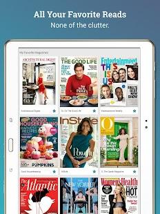 Texture – Digital Magazines Screenshot 9