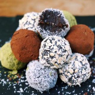 Chocolate Fudge Balls Recipe