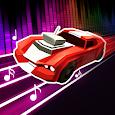 Dancing Car: Tap Tap EDM Music icon