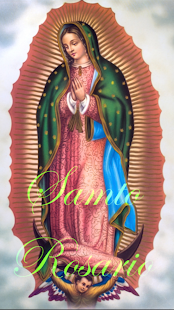 Holy Rosary in Spanish with audio offline - náhled