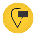 Letstrak - Messenger & Tracker icon