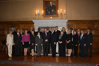 Photo: The Governor and the Class