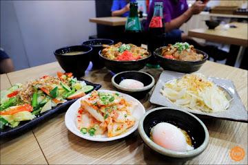 汍樂滿盛燒肉丼 潭子店