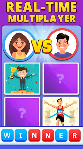 Pics ud83duddbcufe0f - Guess The Word, Picture Word Games apktram screenshots 4