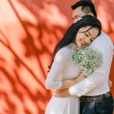 Wedding photographer Phuoc thinh Tran (tranphuocthinh95). Photo of 16.11.2017