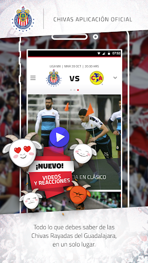 Chivas Oficial Screenshot