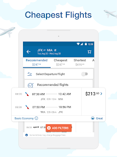 CheapOair: Cheap Flights, Cheap Hotels Booking App 8