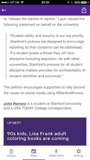 玩免費新聞APP|下載The Buzz: UW – Steven's Point app不用錢|硬是要APP