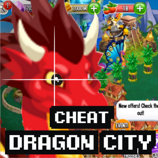 Cheat Dragon City Pro