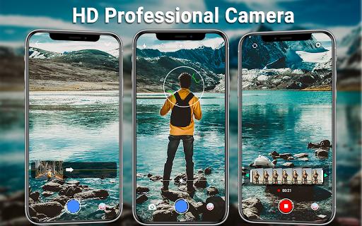 HD Camera for Android screenshot 1