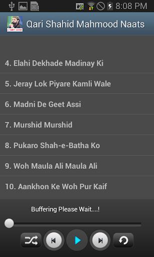【免費音樂App】Qari Shahid Mahmood Natain-APP點子