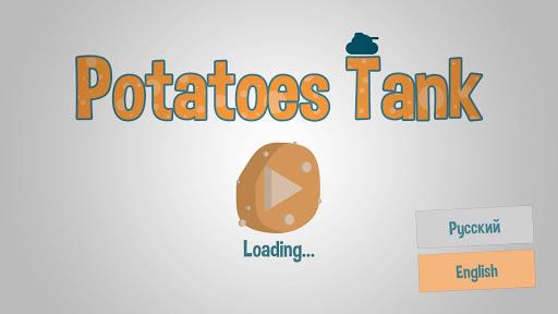 Potatoes Tank - Stars of Vikis android2mod screenshots 4