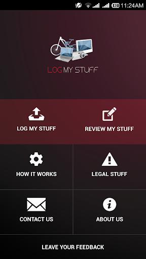 LogMyStuff