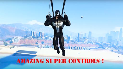 Superhero Bmx Racing Simulator game 1.2 screenshots 5