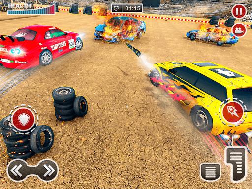 Demolition Car Derby Stunt 2020: New Car Game 2k20 apktram screenshots 9
