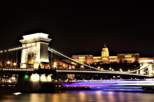 Budapest by night di fabrizio_basta