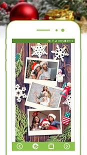 Santa's Xmas Photo Frame - náhled