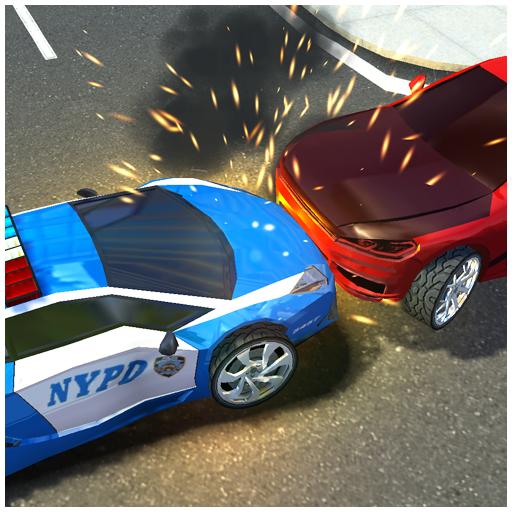 Police Car Patrol VS Crime City (game)
