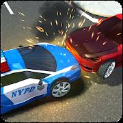 Police Car Patrol VS Crime City