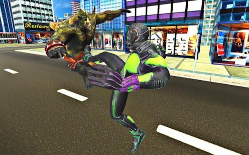 Ant Superhero: Ant Transform Hero City Battle - náhled