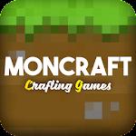 MonCraft Pocket Edition Craft Games Survival Icon