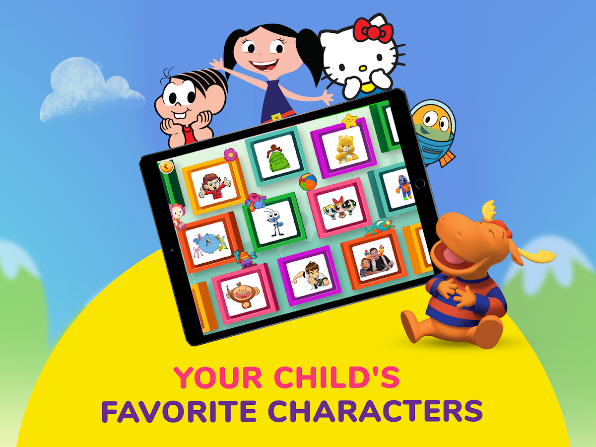 playkids educational cartoons and games for kids screenshot