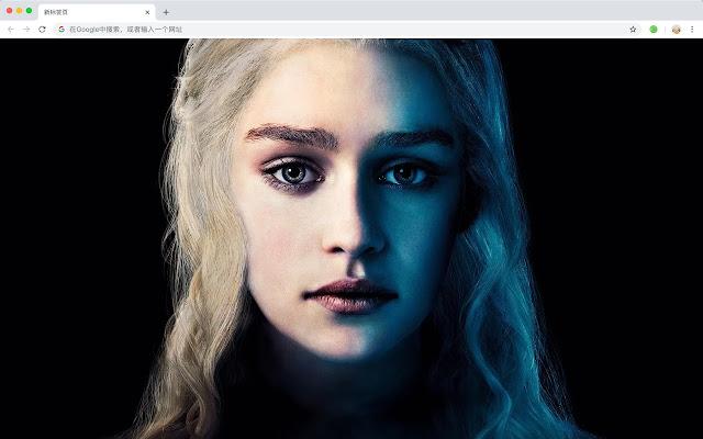 TV series Hot highlights HD New Tab Theme