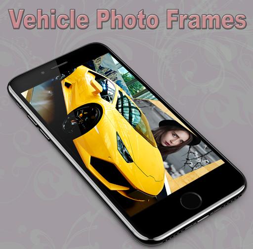 VEHICLE PHOTO FRAMES 1.1 screenshots 1