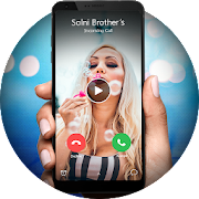 Video Caller Screen