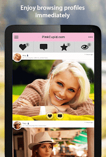 PinkCupid - Lesbian Dating App- screenshot thumbnail