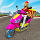 Moto Bike Pizza Delivery 2019 – Girl Food Game Download on Windows