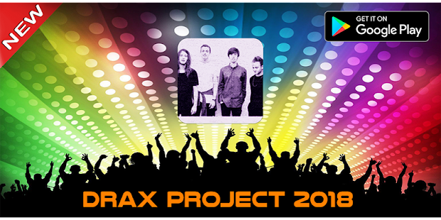 Drax Project Album 2018 - náhled