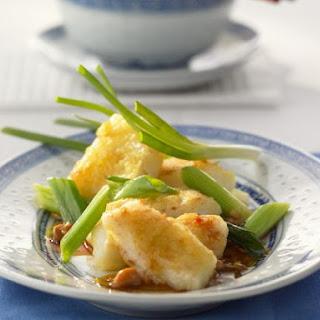 Szechuan-style Fish.