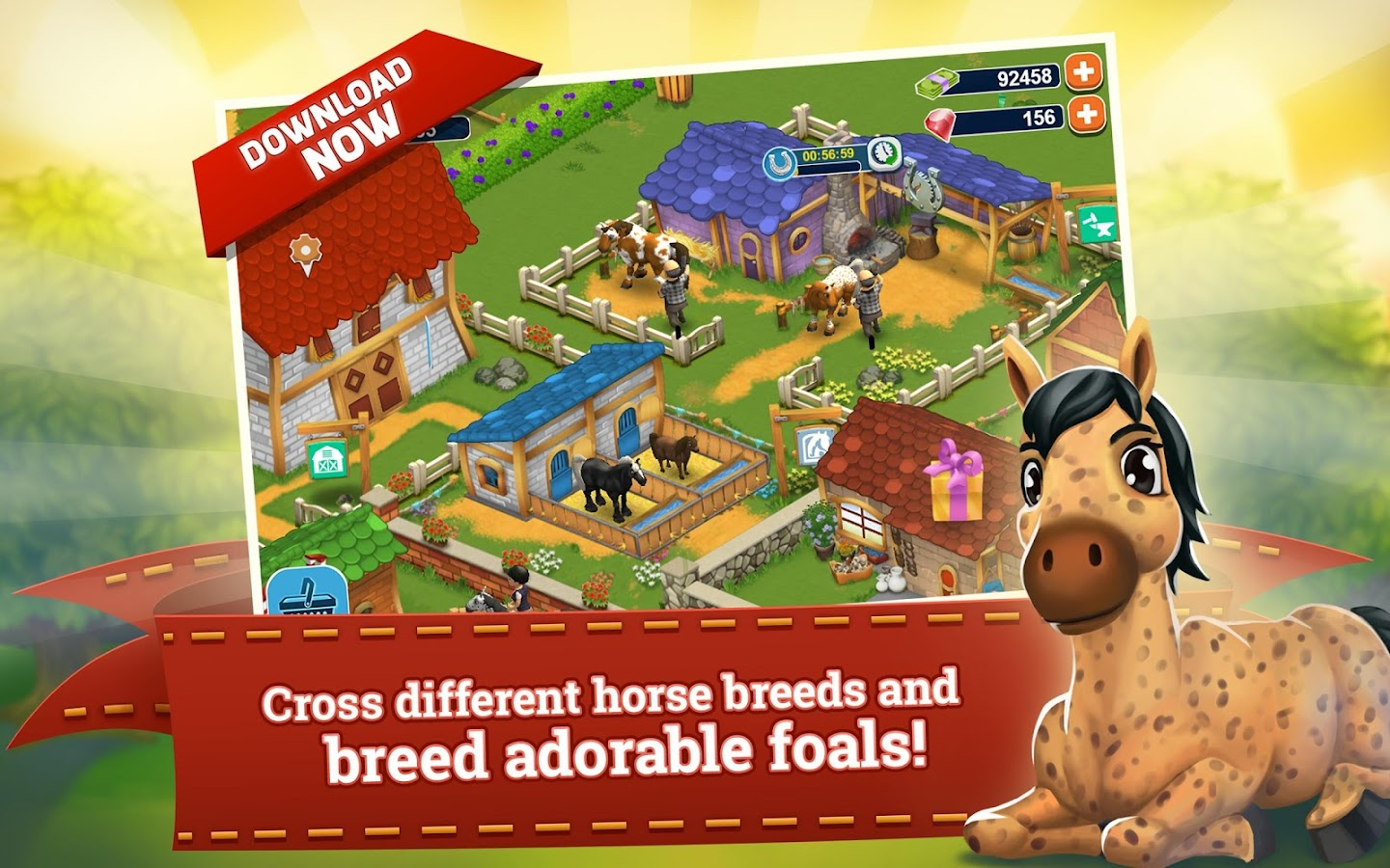 Horse Farm- screenshot