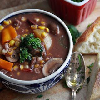 Herby Lamb Stew