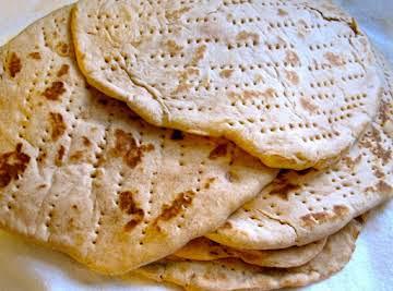 Homemade Piadinas (Italian Flatbread)
