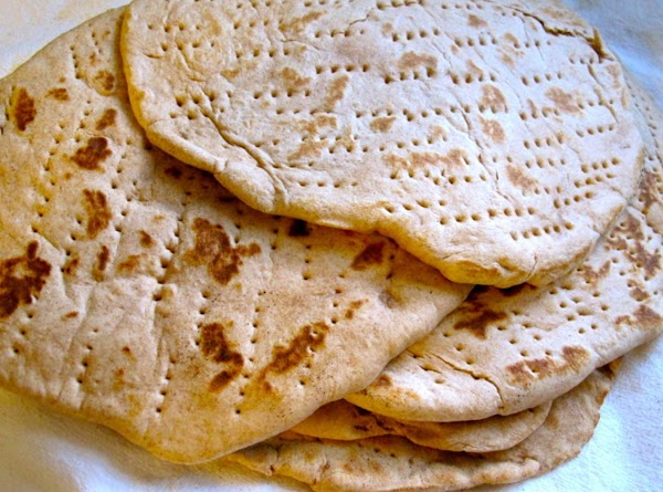 Homemade Piadinas (italian Flatbread) Recipe