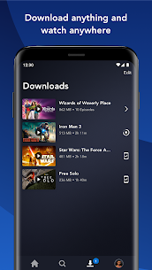 Disney Plus MOD APK 1.2.1 ( Free Premium Subscription ) 4