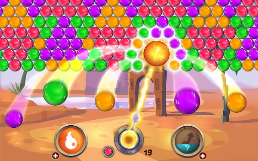Pyramid Pop - screenshot
