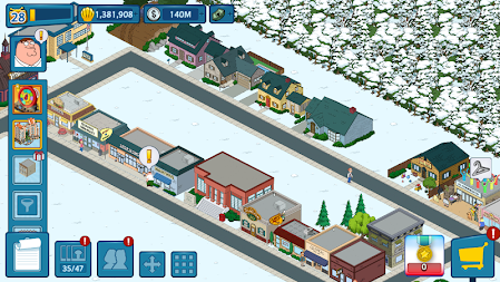 Family Guy The Quest for Stuff APK screenshot thumbnail 1