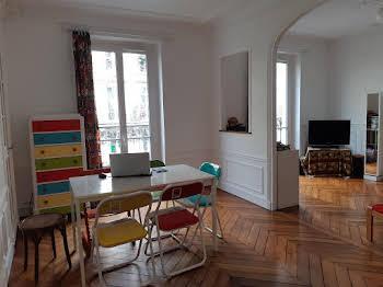 Appartement meublé 3 pièces 66 m2