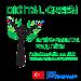 ENVİRONMENTAL POLLUTİON -Digital Green - Erasmus + icon