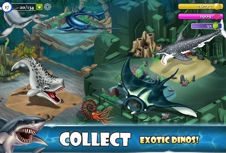 Jurassic Dino Water World 11.34 MOD (MEGA Mode) 2