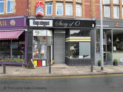 The Story Of O Hairdressers In Headingley Leeds