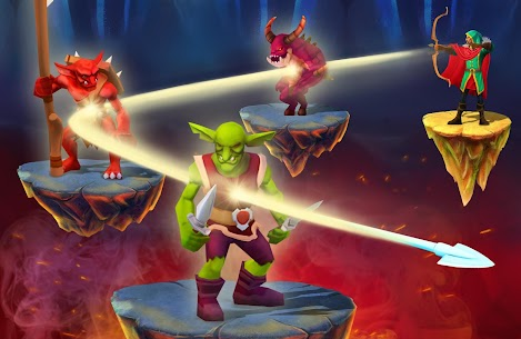 Hunter Master of Arrows Mod Apk 1.0.273 (Unlimited Gems) 4