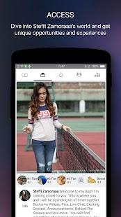 Steffi Zamoraaa Official App - náhled