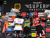 Brand (met stip), Alvardo en Betsema de kandidaat-wereldkampioenen bij de vrouwen