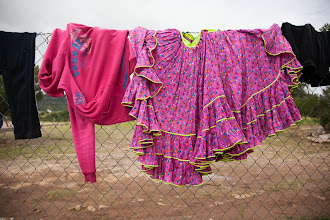 Photo: clothes drying