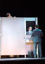 Photo: Wiener Kammeroper/ Theater an der Wien: RINALDO. Inszenierung Christiane Lutz. Premiere 4.12.2014. Tobias Greenhalgh, Jake Arditti. Foto-Copyright: Barbara Zeininger